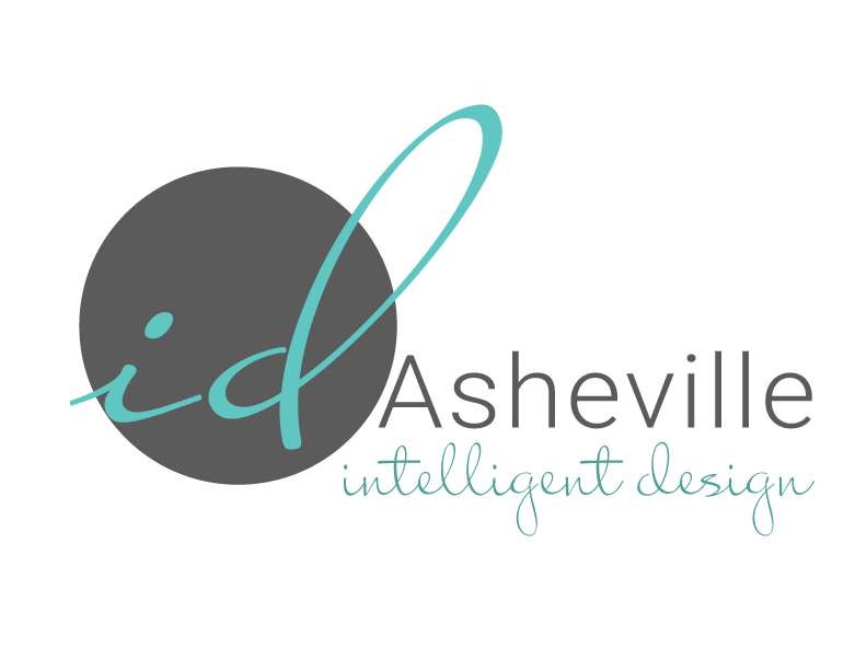 ID Asheville Logo - Intelligent Design Tagline