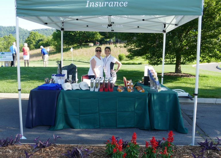 Golf Tournament Sponsorship Coordination