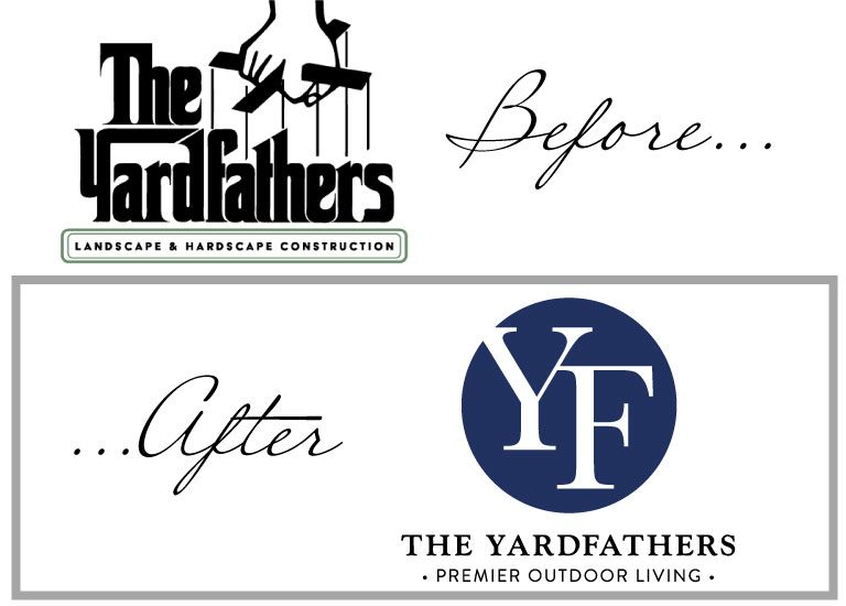 The Yardfathers Rebrand